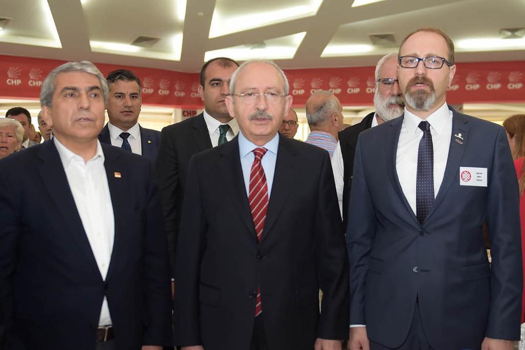 AHEF, CHP İstanbul Sağlık Komisyonu Toplantısına Katıldı