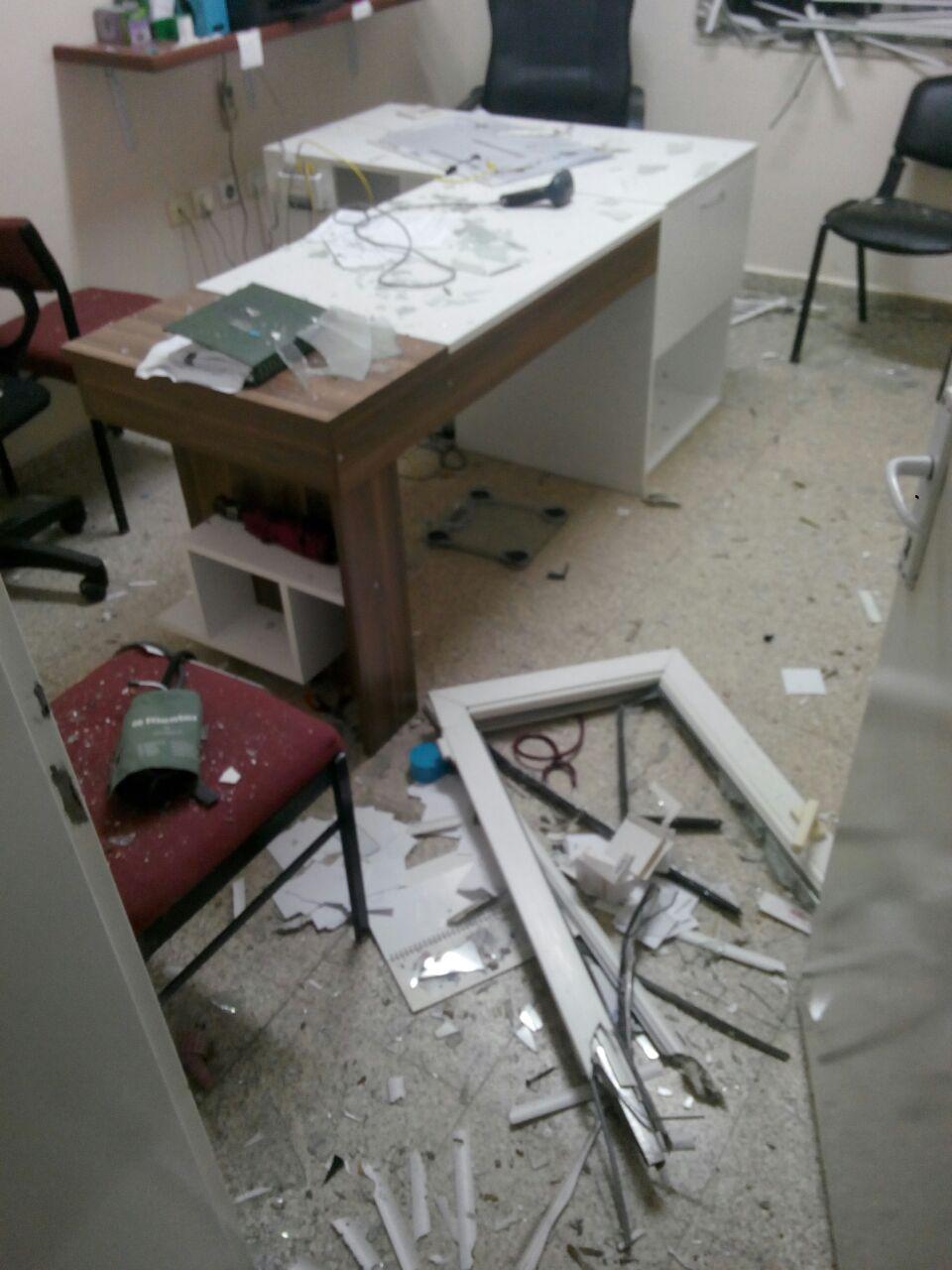 Mersin'de Asm' ye Bomba Atıldı