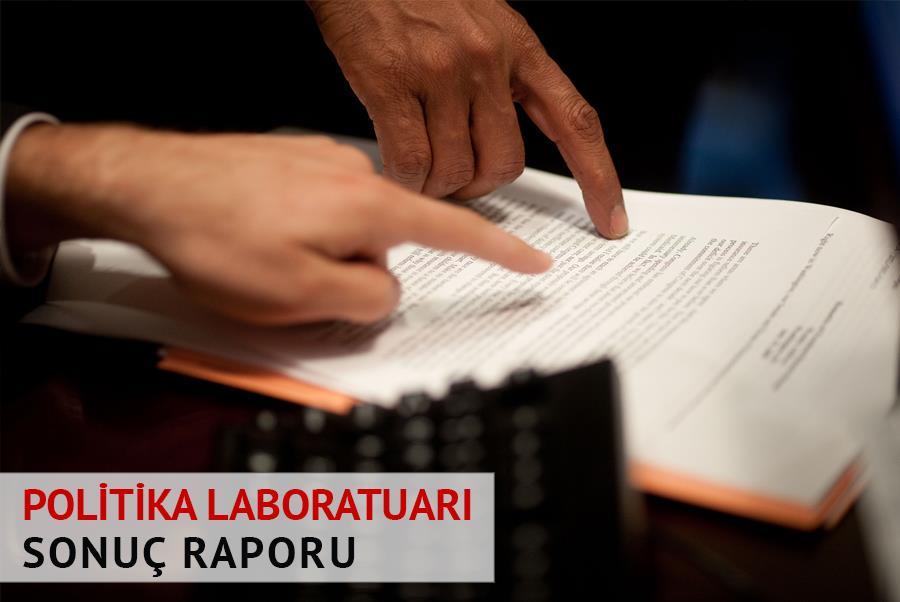 Sağlık Bakanlığı Politika Laboratuarı-1 Çalıştayı Sonuç Raporu