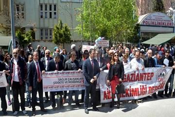 AHEF 17 Nisan'da Gaziantep'teydi