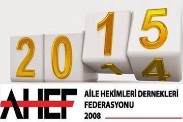 Yeni yılınızı kutlarız