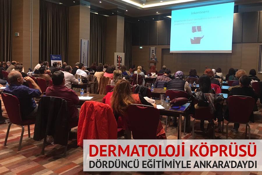 Dermatoloji Köprüsü Ankara'daydı
