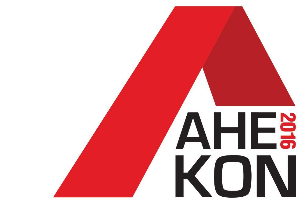 AHEKON 2016 Bilimsel Programı Açıklandı