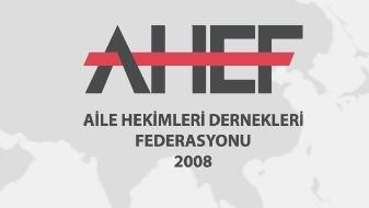 AHEF 14 Mart bildirisi