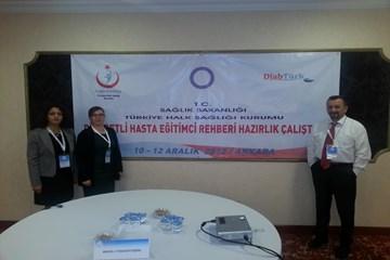 AHEF Diyabet Çalıştayında