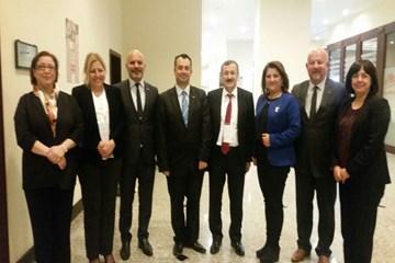 Ahef - THSK Diyalog Sürecine Tanışma Toplantısı İle Başladı.
