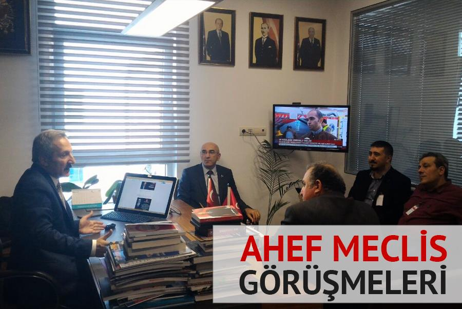 AHEF Meclis Görüşmeleri