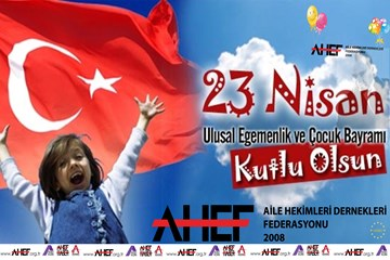 AHEF 23 Nisan