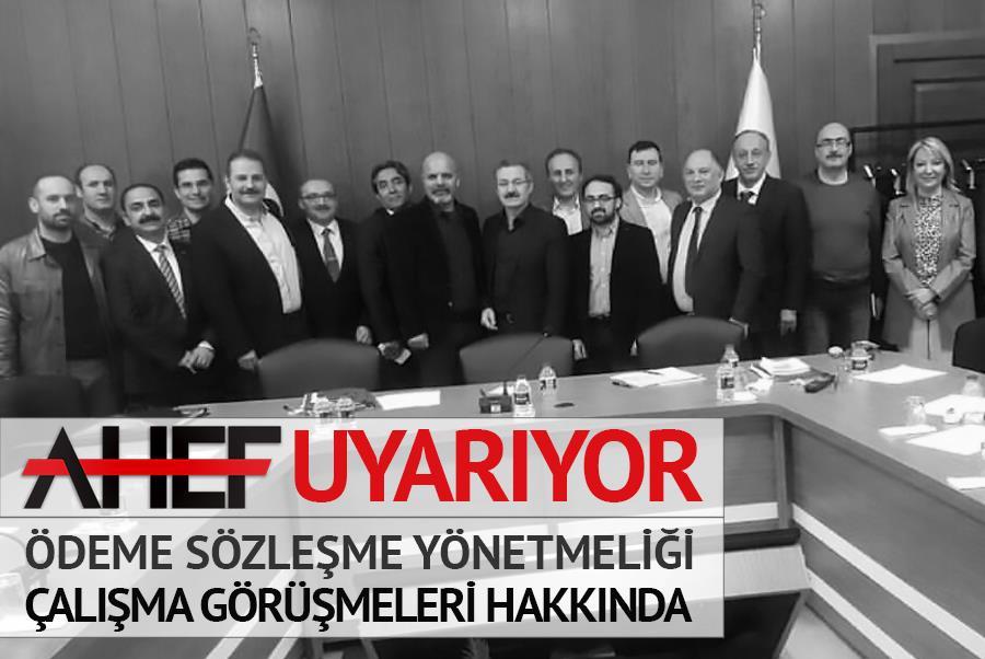 AHEF UYARIYOR!