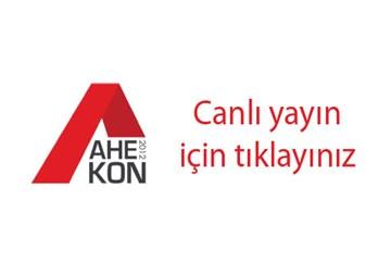 AHEKON Canlı yayın