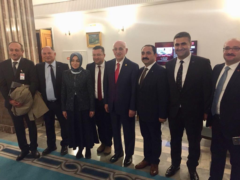AHEF'in Meclis Görüşmeleri