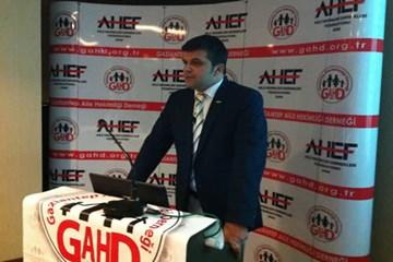 Etkinlik AHEF GAHD II