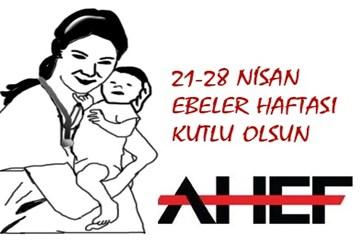 21-28 NİSAN EBELER HAFTASI