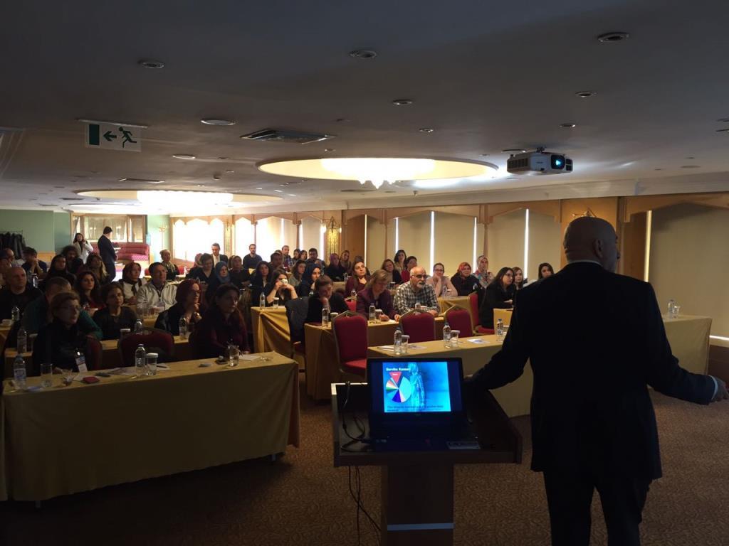 Koruyucu Hekimlik Toplantısı İstanbul'da Yapıldı