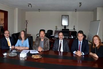 AHEF Sivil Toplum Kuruluşlarıyla Görüştü